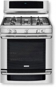 """Electrolux EW30GF65GSWave-Touch 30"""" Stainless Steel Gas Sealed Burner Range - Convection"""