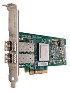 8GB Dual Port Fc Hba PCIE8 Lc Multimode Optic
