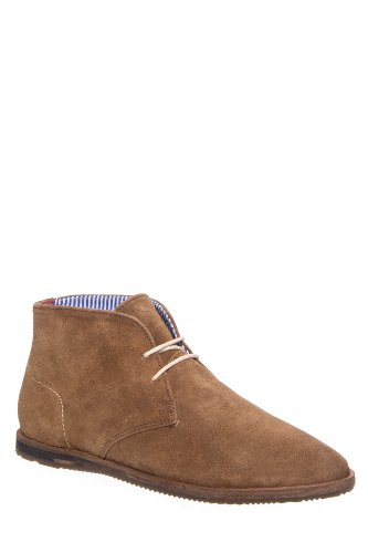 Ben Sherman Men's Aberdeen Suede Lace Up Chukka Boot