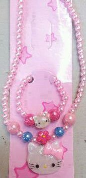 Hello Kitty Balloon Dreams Necklace Charm Flower - Each