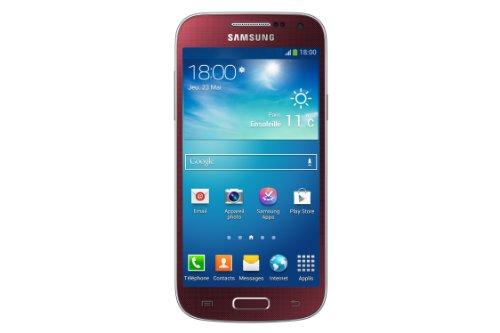 Samsung i9195 Galaxy S4 mini ohne Vertrag rot