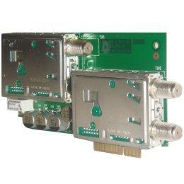 DVB-S2-Dual-Tunersteckkarte Series