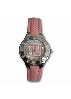 NFL New York Giants Licensed Watch (Pink)