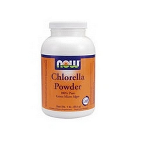 NOW Foods Chlorella Pure Powder, 1lb