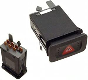 #C001 99-06 VW Volkswagen Jetta Hazard Switch Turn Signal Relay 1J0953235J 1J0953235J01C 99 00 01 02 03 04 05 06 from Power Pro