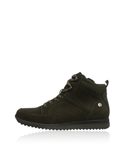 Sneaker Alta [Marrone]
