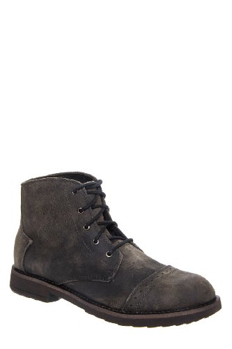 Bed|Stu Men's Loop Ii Cap Toe Lace Up Chukka Boot
