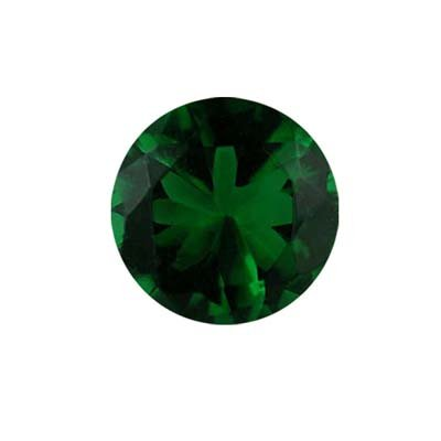 0.10 Cts of 3x3 mm AAA Round Synthetic Simulated