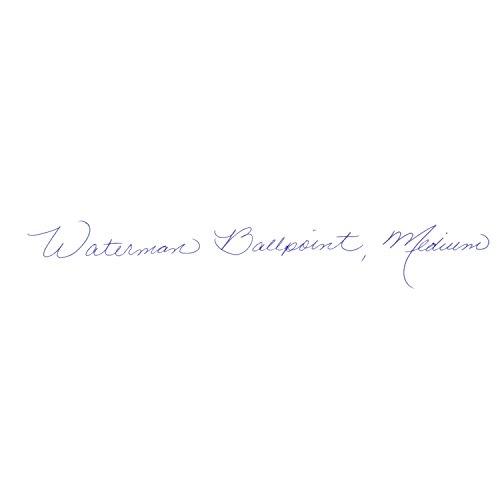 Waterman S0637010 Exception - Bolígrafo (trazo fino), color dorado