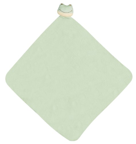 Angel Dear Napping Blanket, Green Froggy