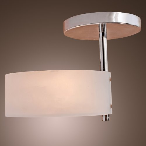 Hanging Light Fixture For Garage: LightInTheBox Chrome Finish Acrylic Chandelier, Mini Style