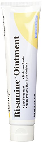Calmoseptine Risamine Ointment Skin Protectant, 6 Count - 1