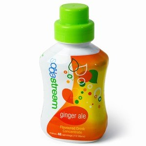 SodaStream 500ml Sparkling Mixer - Ginger Ale (Single)