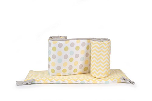 Carter's Neutral Bumper, Dots - 1
