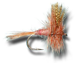 American March Brown Fly Fishing Fly