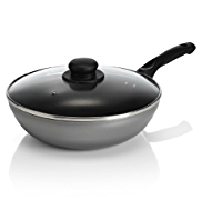 Aluminium Stir Frying Pan