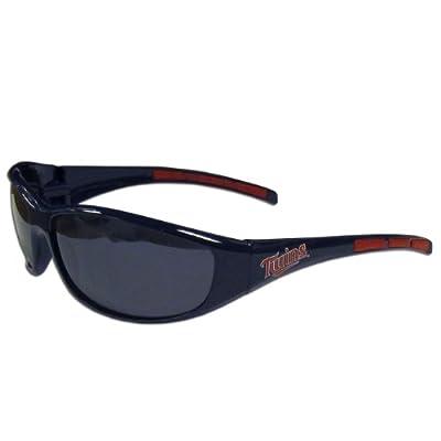 MLB Minnesota Twins Wrap Sunglasses