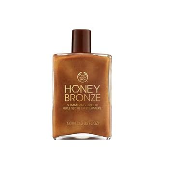 Set A Shopping Price Drop Alert For The Body Shop Honey Bronze Shimmering Dry Oil, 3.3 fluid_ounces