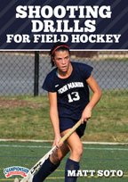 Matt Soto: Shooting Drills for Field Hockey (DVD) by Championship Productions