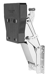 Garelick Stainless Steel Outboard Motor Bracket