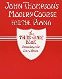 Modern Course for Piano: Third Grade (0711954321) by Thompson, John