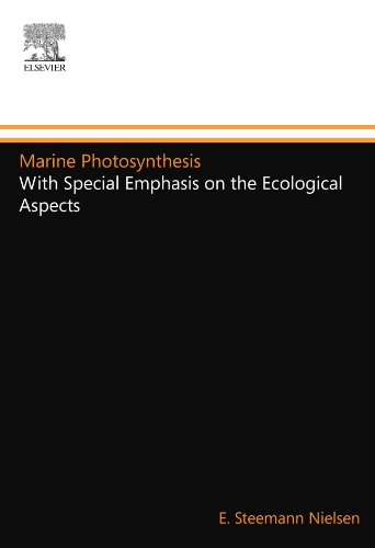 Marine Photosynthesis: With Special Emphasis on the Ecological Aspects