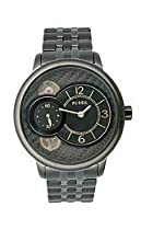 Fossil Twist Black Cut-out Dial Unisex Watch ME1100