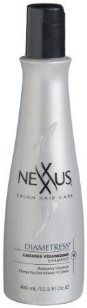 Nexxus Diametress Luscious Volumizing Shampoo, 13.5 Ounce Bottles (400 Ml)