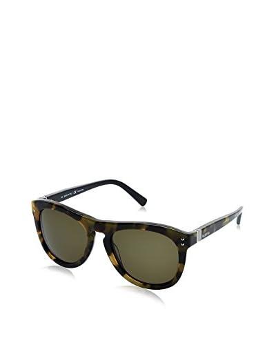 Valentino Sonnenbrille 686S_202 (53 mm) schwarz/gelb