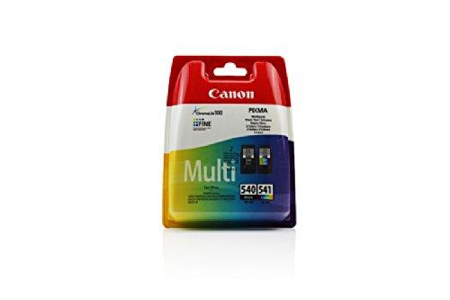 Canon Pixma MG 3250 - Original Canon 5225B006 / PG-540/CL-541 - Cartouche d'encre Multipack Noir & Couleur -
