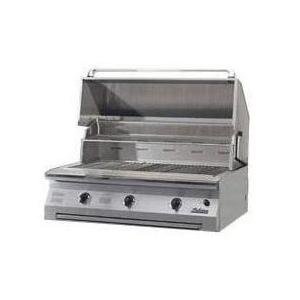 Solaire Gas Grills 42 Inch Built-in All Convection Natural Gas Grill