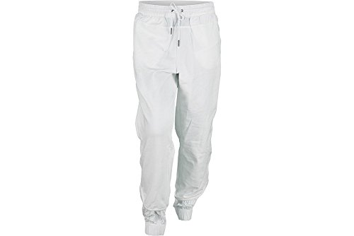 Donna Stella Mc Cartney G78469 Adidas-Pantaloni bianco S