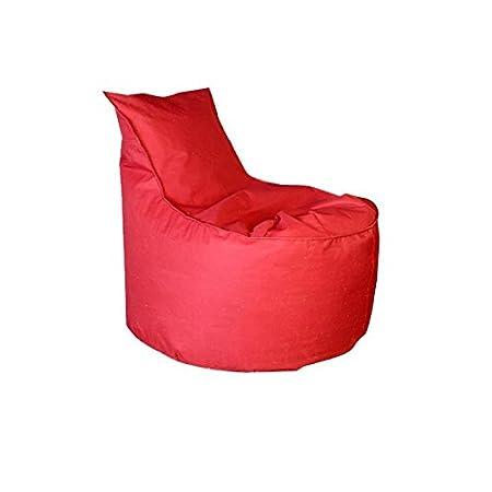 sitzsack mit lehne sitzkissen bodenkissen relaxkissen kissen tobekissen outdoor gr n us250. Black Bedroom Furniture Sets. Home Design Ideas
