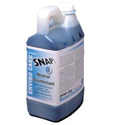 Snap Envirocare Neutral Disinfectant Concentrate front-314742