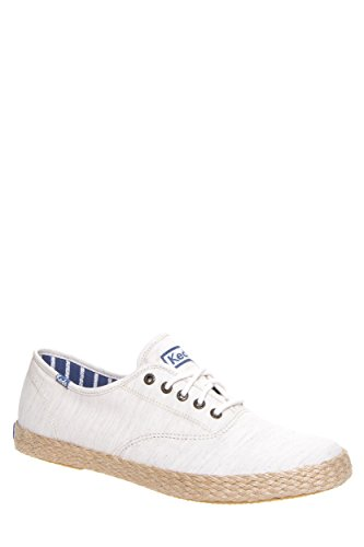 Keds Men's Champion Jute Low Cut Sneaker