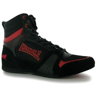 Lonsdale Storm Junior Boxing Boots