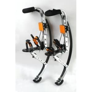 Air-Trekkers 2008 Adult Model Jumping Stilt 176 - 198 lbs