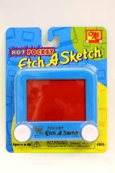 Ohio Art Etch A Sketch - Hot Pocket Case Pack 12 Ohio Art Etch A Sketch - Hot Pocket Case Pack 12