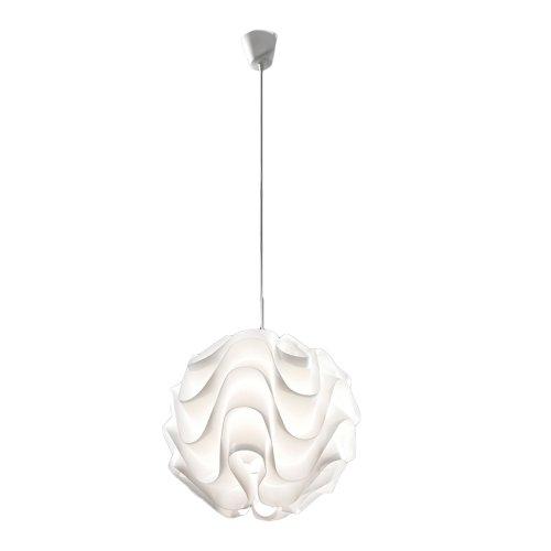 Tomasucci Mix white lampadario in polipropilene bianco