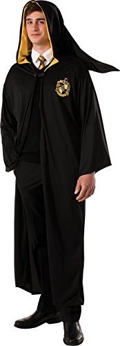 Rubie's Costume Co Men's Harry Potter Deathly Hollows Hufflepuff Adult Robe