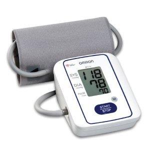 Cheap Omron Bp710 Automatic Blood Pressure Monitor, White & Mini Tool Box (ml) (B008JF757O)