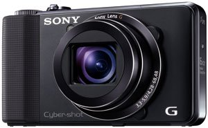 Sony Cyber-shot DSC-HX9V 16.2 MP Exmor R CMOS Digital Still Camera with 16x Optical Zoom G Lens, 3D Sweep Panorama and Full HD