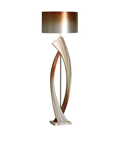 Nova Lighting Swerve Floor Lamp