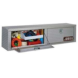 """Jobox 544980 High-Capacity Topside Box, 65"""", Aluminum"""