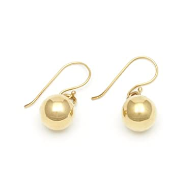 Brass Chime Hook Earrings