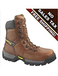 Wolverine Boots: Men's Safety Toe Guardian Work Boots 2294