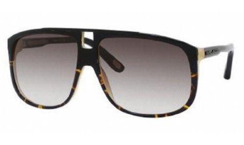 Marc Jacobs Mj252/S Sunglasses-00J0 Black Havana (Js Gray Gradient Lens)-60Mm