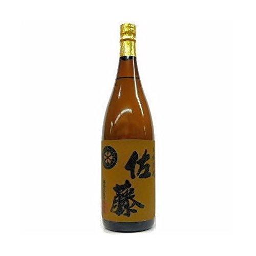 佐藤 麦 1800ml 麦焼酎・25度 鹿児島県 佐藤酒造