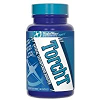 RightWay Nutrition Torcht Capsules, 60 Count