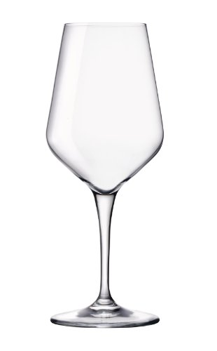 Bormioli Rocco Electra Wine Glasses, Large, Clear, Set of 4 (Cabernet Wine Glasses Bormioli compare prices)